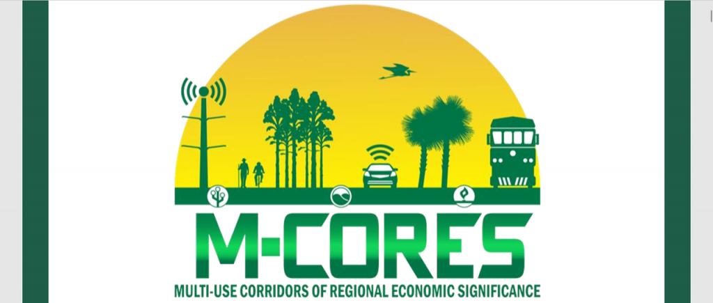 What does the M-CORES legislation mean?
